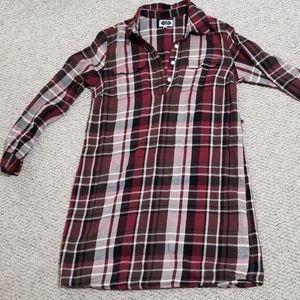 Muspie flannel shirt S